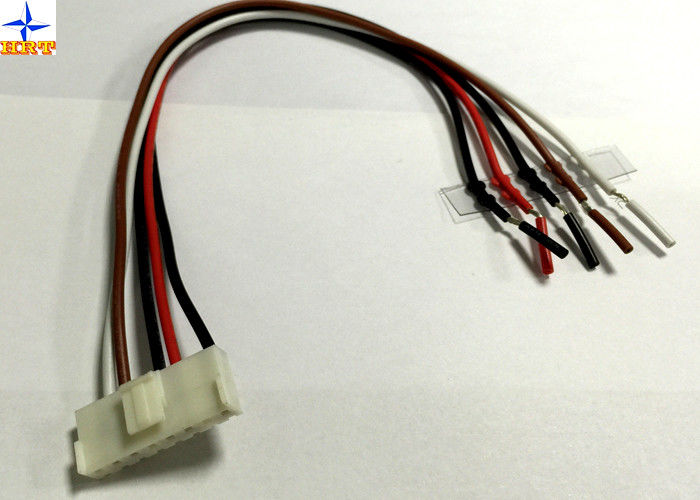 ROHS Wire Harnesses for Electronics Device with 3.96mm Pitch VH Connector Compatible JST Connectors